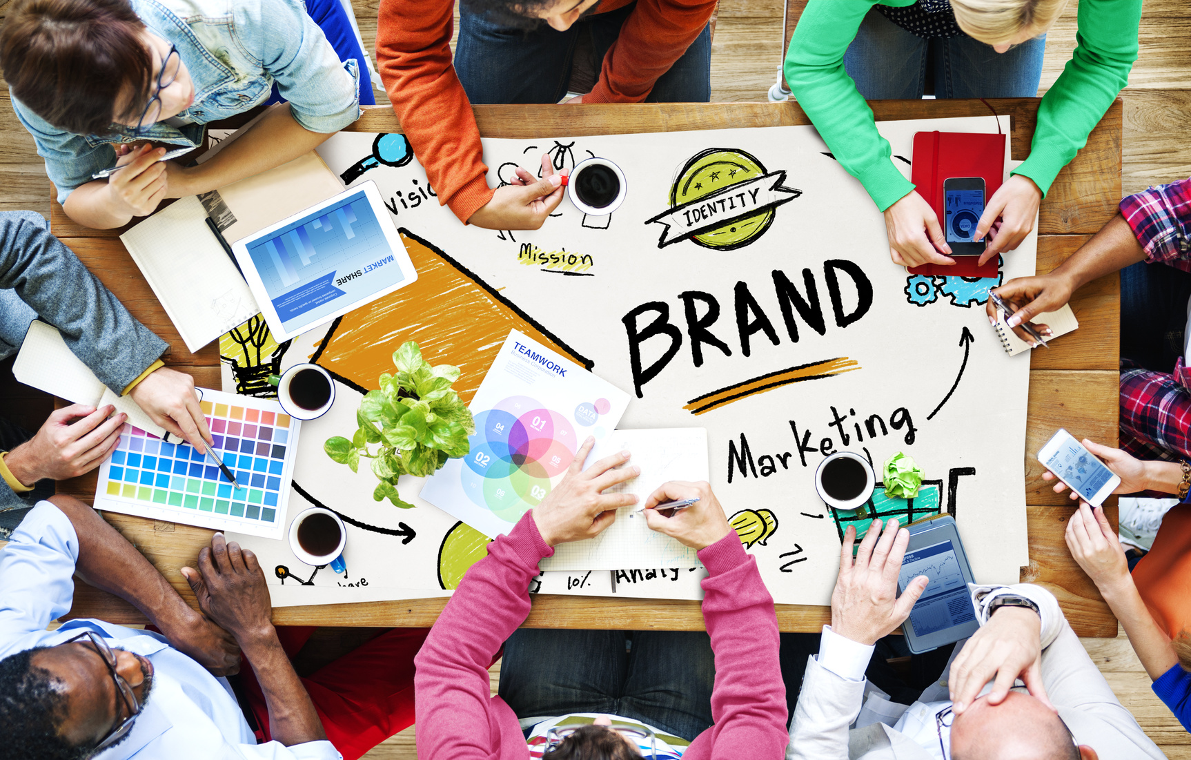 5 Tips to Building a Successful Brand