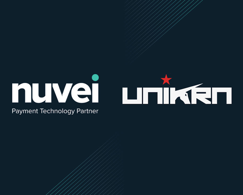 Partnership Between Nuvei and Unikrn Forged to Satisfy Rapid Esports Audience Growth