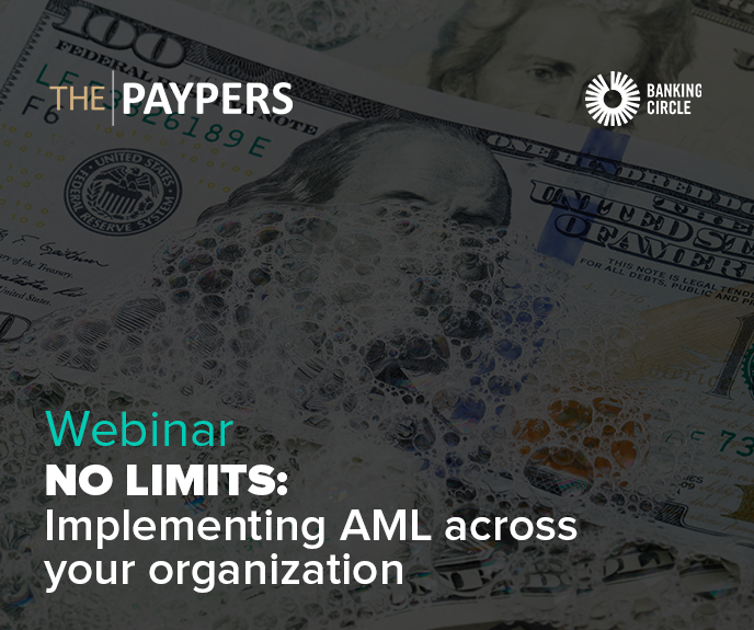 Webinar – No limits: Implementing AML across your organization