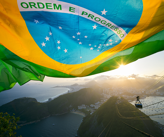 What is the key to the Brazilian market?